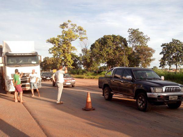 AGU não consegue liberação de rodovias em Mato Grosso; Justiça manda 9 Estados desbloquear
