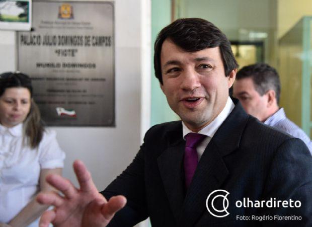 Ministro interino da Agricultura, Eumar Novacki