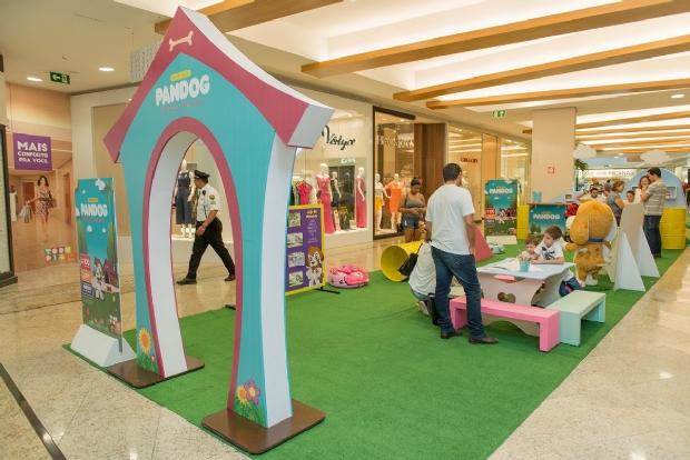 Pantanal Shopping espera aumento de 10% nas vendas para o Dia das Crianças