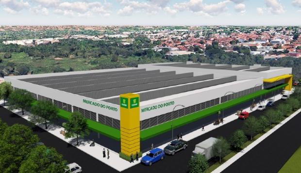 Prefeitura prevê obras de R$ 14,1 milhões para melhorias no Mercado do Porto