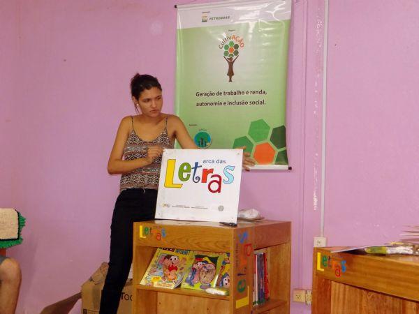 Comunidades rurais de MT são contempladas com bibliotecas por meio do Programa Arca das Letras