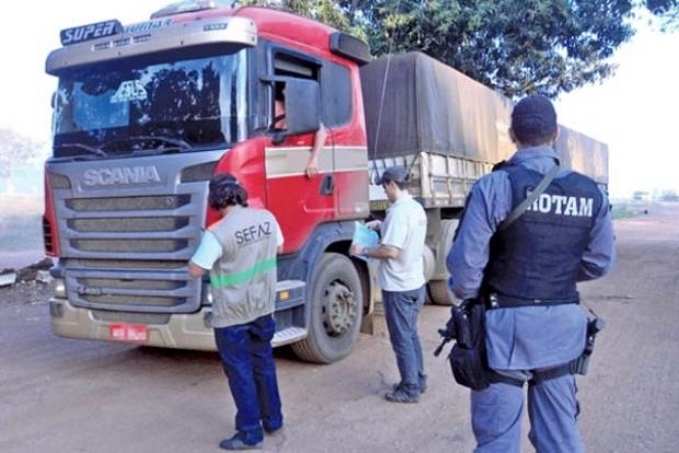 Batalhão Fazendário inicia operações em MT para combater sonegação fiscal e aumentar arrecadação