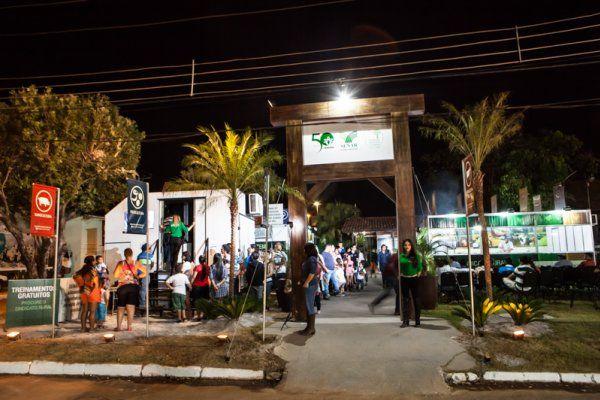 Senar-MT leva Cinema 5D e projeto Filhos no Campo para 51ª Expoagro