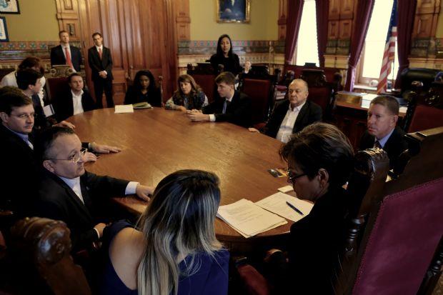 Mato Grosso e Iowa firmam acordo para estabelecer relações comerciais