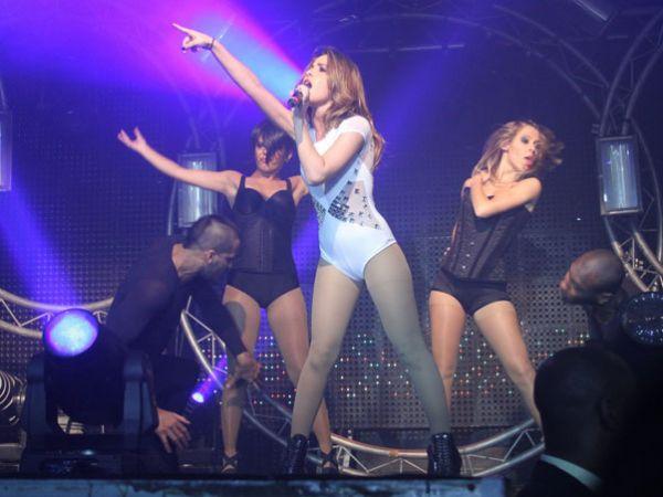 Considerada por muitos a 'Rainha do Pop brasileiro', Wanessa Camargo chega à Hot Spot