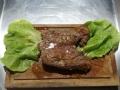 Prato à la carte do jantar; Foto: Arquivo