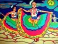 Dançarinas de Siriri