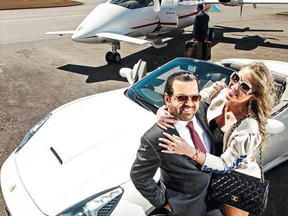 Nascido na roça, advogado que atua em MT mostra vida de milionário na TV e vira sucesso na internet