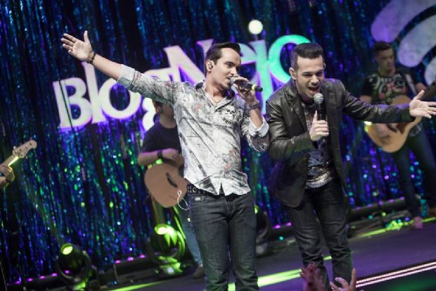 Tiago Barelli e Juliano