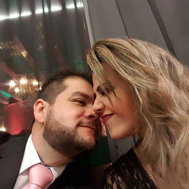 Antônio e Patrícia