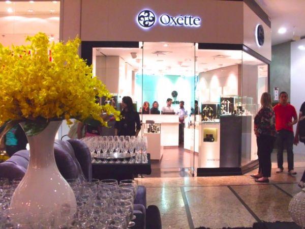 994275d790c Primeira loja da joalheria Oxétte no Brasil é inaugurada em Cuiabá  Veja  fotos