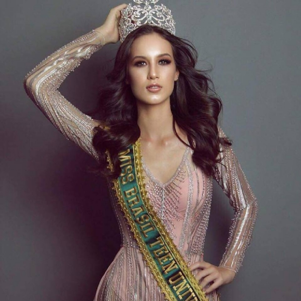 Mato-grossense vence o 'Miss Brasil Teen' e viaja para o Panamá para o Miss Universo