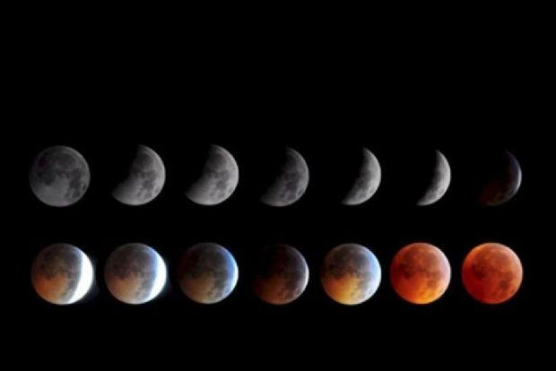 Eclipse lunar será visível de Cuiabá em 2018 e em 2019