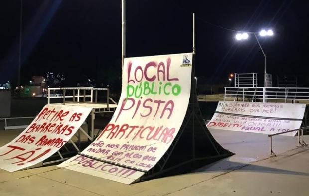 Após atos de vandalismo na Arena Pantanal, Patins MT decide encerrar as atividades