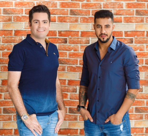 Anselmo e Rafael gravam novo CD recheado de participações em Cuiabá