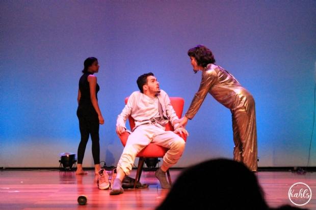 """Espetáculo do """"Cena Livre de Teatro"""" ganha primeira temporada fora da UFMT"""