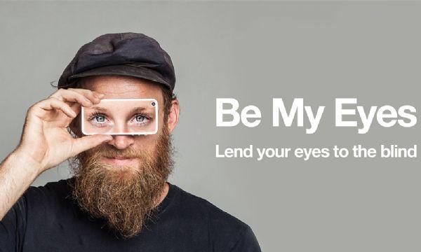 "Be My Eyes: app permite ""emprestar"" seus olhos a um deficiente visual"