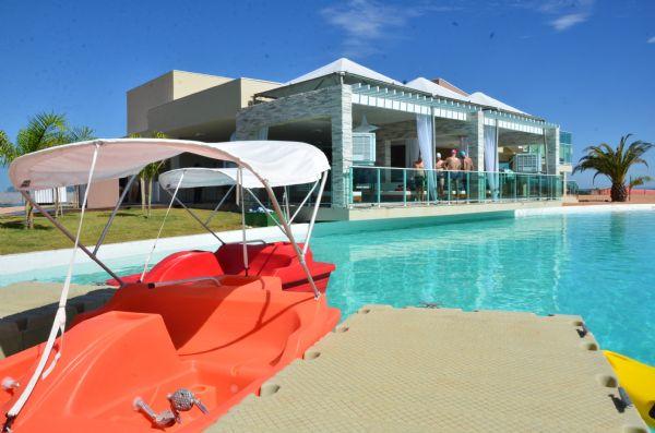 Brasil Beach terá 20 mil metros quadrados de lagoa cristalina sem prejudicar o meio ambiente