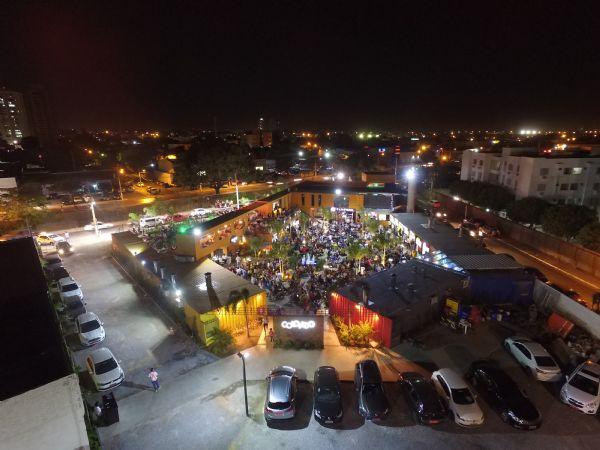 Coloiado Food Park  - vista aérea