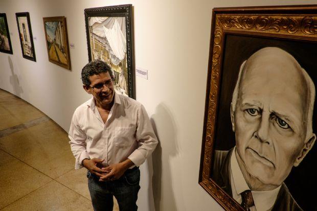 Ferrovia Madeira-Mamoré é homenageada em exposição 'Trilhos do Tempo' na Galeria Lavapés