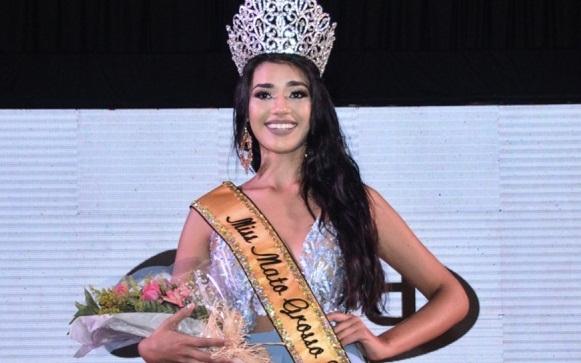 Miss Alta Floresta é coroada a mais bela de Mato Grosso e vai para o concurso nacional