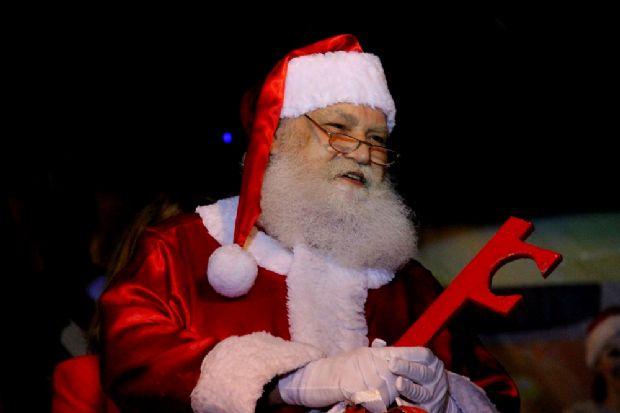 Lucimar entrega chaves de Várzea Grande para o Papai Noel neste sábado