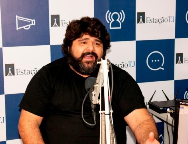 Em Cuiabá, Fabiano Menotti fala de 'caso de amor' com Mato Grosso