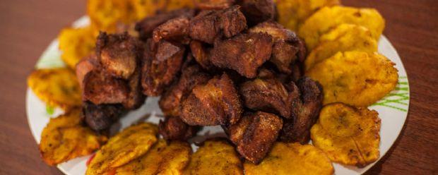 'Fritage', prato típico haitiano, será servido no evento