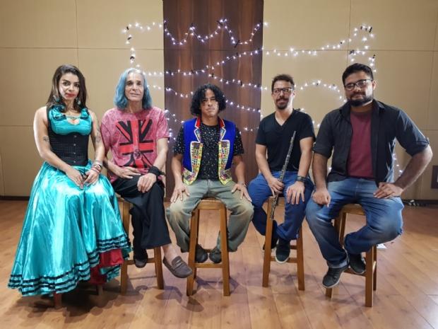 Fundador do 'Clube do Choro' volta a Cuiabá para show 'Baú das Pérolas'