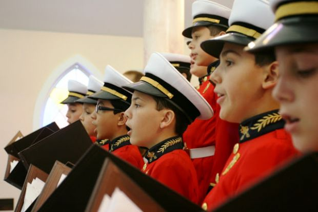 'Meninos Cantores' fazem cantata de Natal na Seduc nesta terça-feira