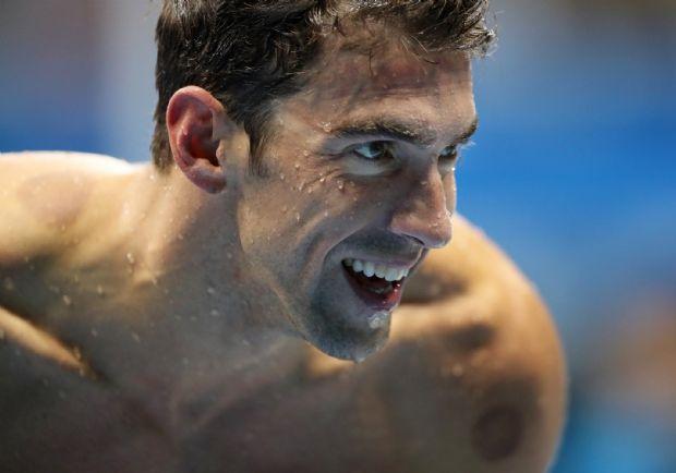 Michael Phelps fecha parceria com empresa que construiu praia artificial em Cuiabá