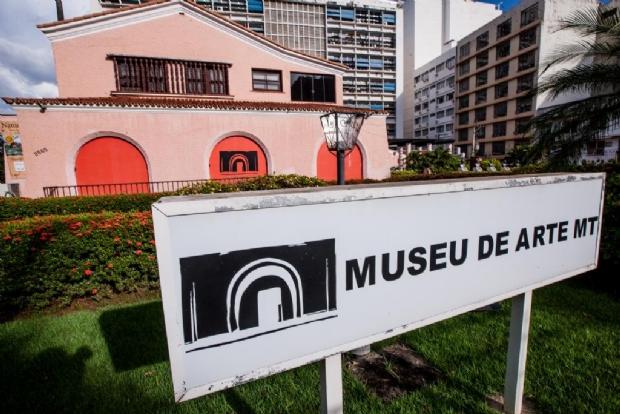 Após apelos, museus de Cuiabá serão reabertos até agosto