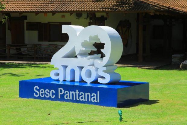 Há 20 anos atuando no Pantanal, Sesc promove conservação ambiental e desenvolvimento sustentável