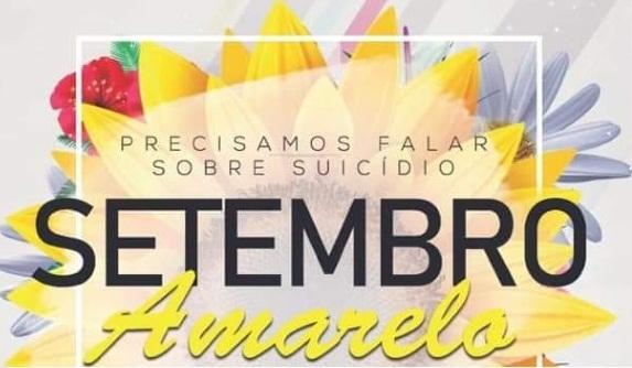 Univag realiza palestra sobre suicídio durante a campanha do mês