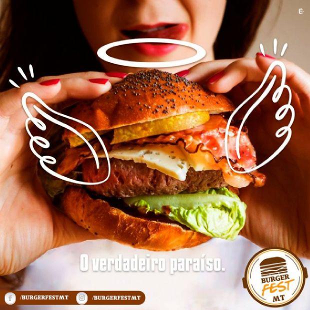 Burger Fest MT reúne melhores hamburguerias de Cuiabá com cardápio por R$ 20