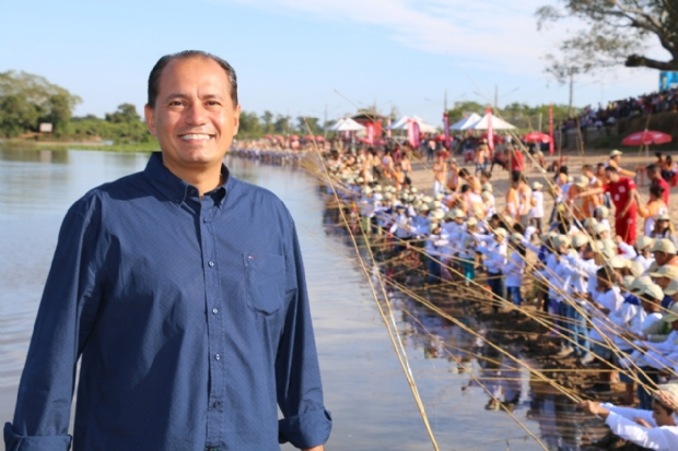 Festival de pesca em Cáceres encerra com recordes e consolida-se como evento turístico