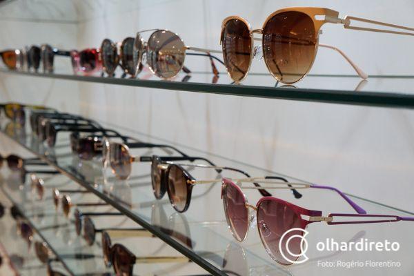 d056a2cef Marca internacional de óculos abre primeira loja do Brasil no ...