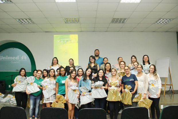 Unimed Cuiabá promove Curso de Gestante que prepara e informa as mamães sobre diversos assuntos