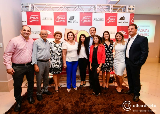 Família da 'Rede de Hoteis Mato Grosso'