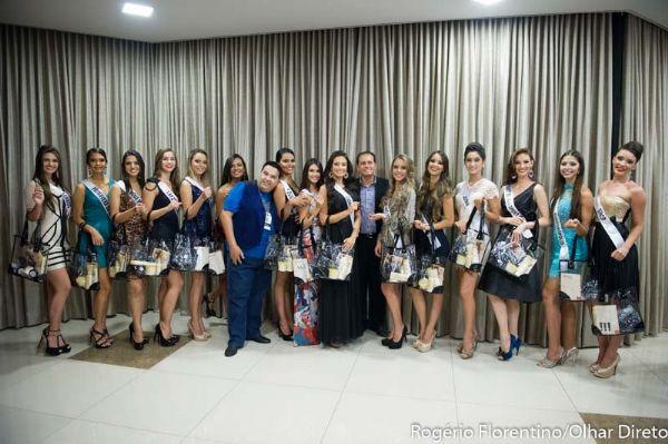 Escolha da Miss Mato Grosso é realizada nesta quinta com desfile e festa de gala; ingressos já estão à venda