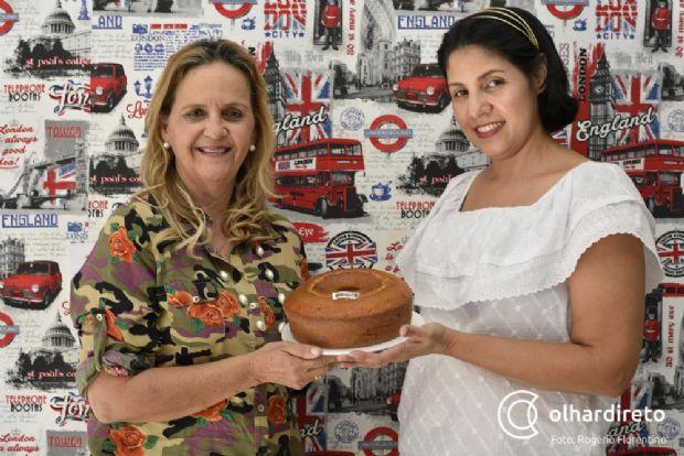 Com ajuda de chef inglês, mato-grossenses abrem loja de bolos com fermentação de iogurte