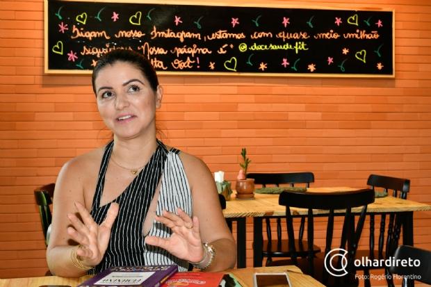 Pela alimentação, advogada ajuda marido na cura do câncer e abre padaria com conceito de 'comidaterapia'