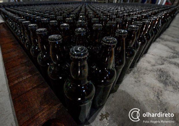 Com aumento do consumo, mercado de cervejarias artesanais é otimista em MT