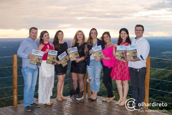 'Showcase' é lançado em evento especial e promete levar Chapada para todos os cantos do Brasil