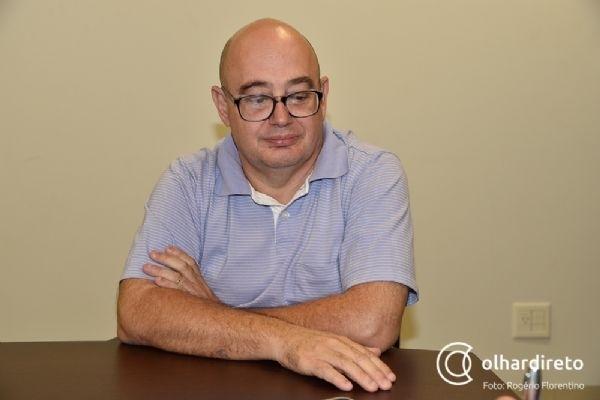 Alaor realiza sessões de psicografia em quatro centros espíritas de Cuiabá