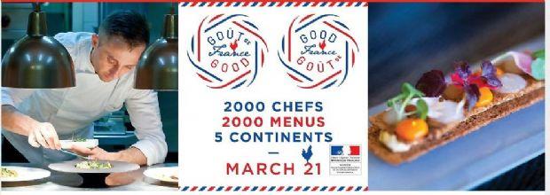 Cuiabá tem dois restaurantes participando do Festival Internacional de Gastronomia Francesa