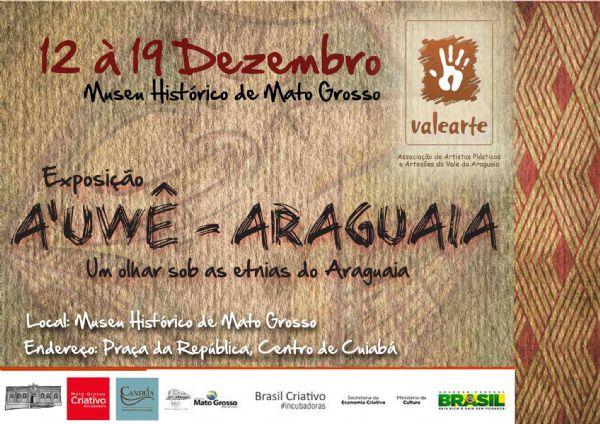 Lançamento da exposição em homenagem às etnias do Araguaia acontece nesta sexta-feira
