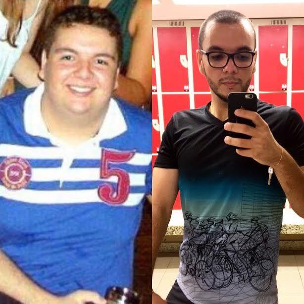 Antes e depois de Breno
