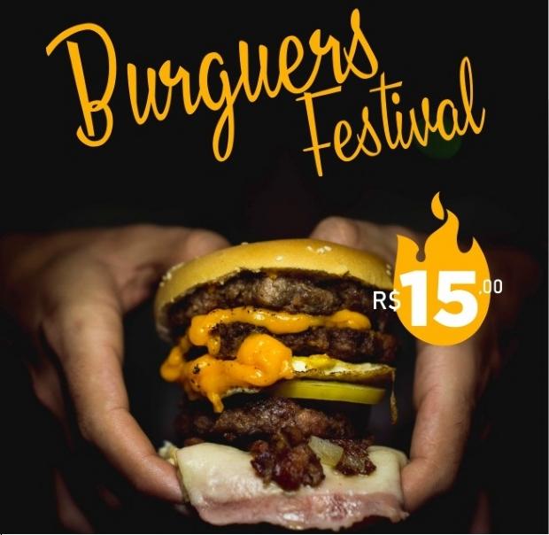 Atleta campeão de Jiu Jitsu promove festival de hambúrguer para custear as próximas competições