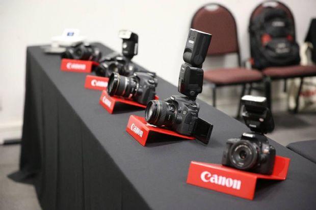 Canon vem a Cuiabá com curso de fotografia para iniciantes, intermediários e profissionais